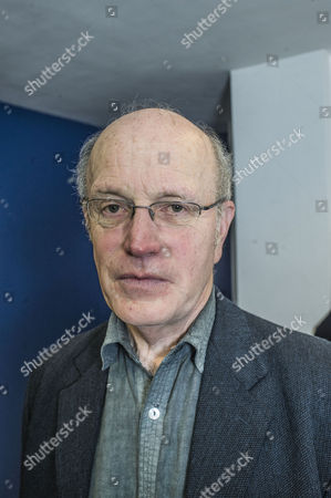 Stock Picture of Iain Sinclair