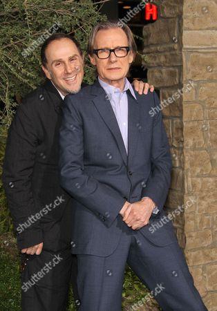 John Kassir and Bill Nighy