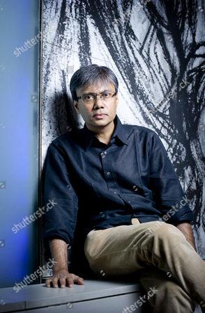 Editorial image of Amit Chaudhuri, Britain - 11 Feb 2013