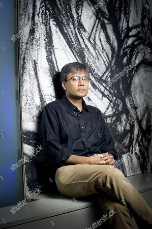 Stock Photo of Amit Chaudhuri