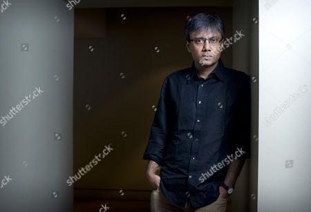 Stock Image of Amit Chaudhuri