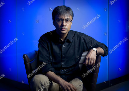 Editorial picture of Amit Chaudhuri, Britain - 11 Feb 2013