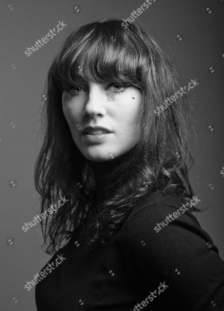 Editorial photo of Kate Jackson at her home in Bury St. Edmunds, Suffolk, Britain  - 05 Oct 2011