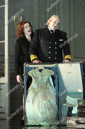 Sarah Connolly as Medea, Jeffrey Francis as Jason