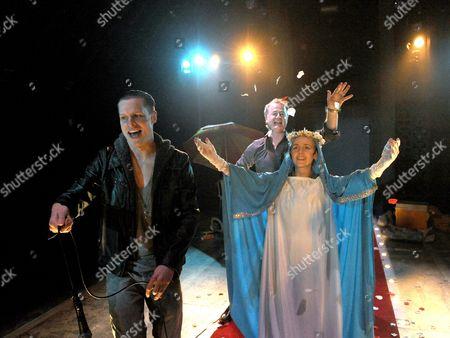 Maz Bennett as Piotr, Owen Teale as Jan, Sinead Matthews as Marysia