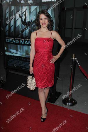 Editorial picture of 'Dead Man Down' film premiere, Los Angeles, America - 26 Feb 2013