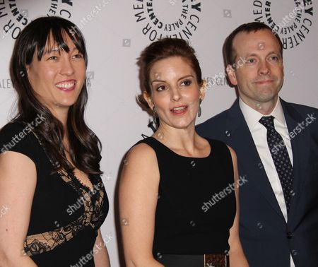 Editorial picture of The Paley Center for Media Presents 'Hey Dummies, An Evening With The 30 Rock Writers', New York, America - 27 Feb 2013