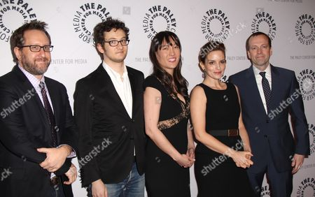 Editorial image of The Paley Center for Media Presents 'Hey Dummies, An Evening With The 30 Rock Writers', New York, America - 27 Feb 2013
