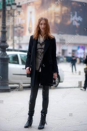 Street style - Alana Zimmer