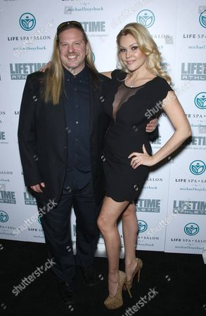 Stock Picture of Michael Boychuck, Shanna Moakler