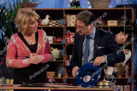 Editorial image of 'The Alan Titchmarsh Show' TV Programme, London, Britain - 28 Feb 2013