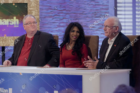 Danny Kelly, Sinitta and Pete Waterman