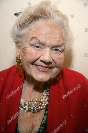 Stock Photo of Sheila Kitzinger MBE