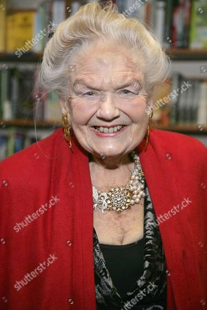 Editorial photo of Sheila Kitzinger MBE promoting new book 'Birth and Sex - The Power and The Passion' Oxford, Britain - 28 Feb 2013