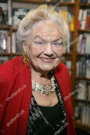 Editorial picture of Sheila Kitzinger MBE promoting new book 'Birth and Sex - The Power and The Passion' Oxford, Britain - 28 Feb 2013