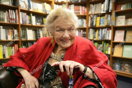 Stock Image of Sheila Kitzinger MBE