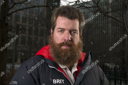 Stock Picture of Major Phil Packer
