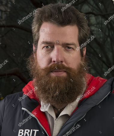 Editorial image of Phil Packer, Canary Wharf, London, Britain - 18 Dec 2012