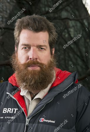 Editorial picture of Phil Packer, Canary Wharf, London, Britain - 18 Dec 2012