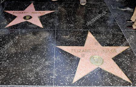 Richard Burton star next Elizabeth Taylor star