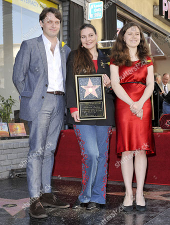 Morgan Ritchie, Maria Burton, Charlotte Ritchie