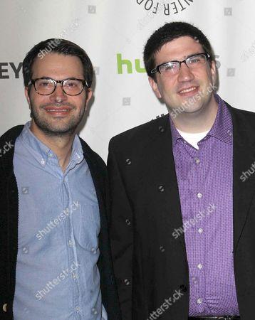 Edward Kitsis and Adam Horowitz