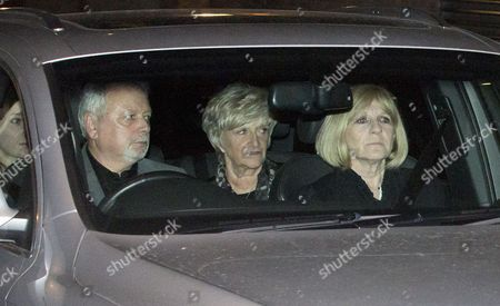 Tony Adams, Sandra Georgina West and Jackie Adams