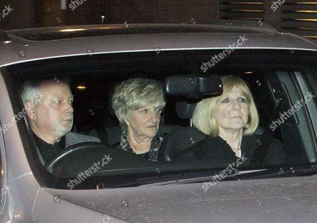 Tony Adams, Sandra Georgina West and Jackie Adams
