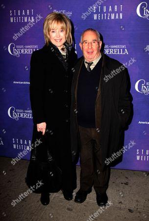 Editorial photo of `'Cinderella' play opening night, New York, America - 03 Mar 2013