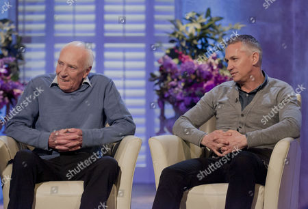 Barry Lineker and Gary Lineker