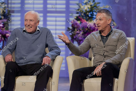 Stock Image of Barry Lineker and Gary Lineker
