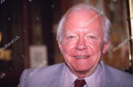 Stock Picture of PETER BARKWORTH