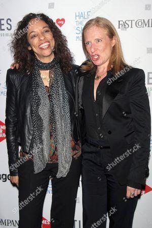 Ellen McGirt and Christine Osekosk