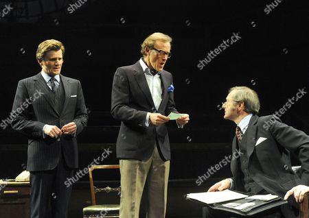 Charles Edwards as Jack Weatherill, Andrew Havill as Sutton, Julian Wadham as Humphrey Atkins