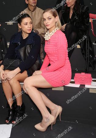 Jen Brill and Leigh Lezark