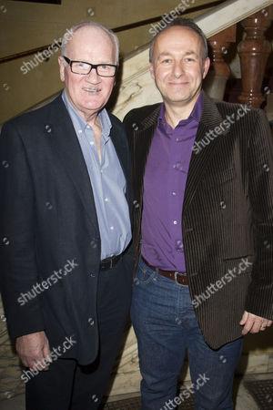 David Peart (James Callaghan/Private Secretary) and Ian Houghton (Detective/Policeman)