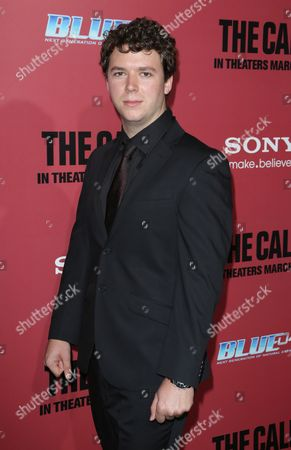 Editorial photo of 'The Call' film premiere, Los Angeles, America - 05 Mar 2013