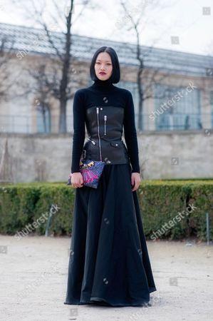 Tiffany Hsu, buyer for Lane Crawford