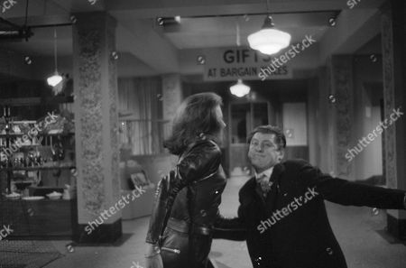 Diana Rigg and George Selway