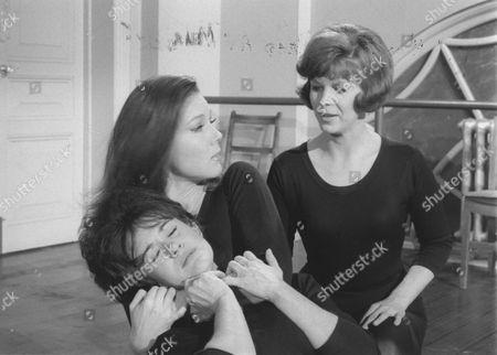 Diana Rigg, Sarah Lawson and Zeph Gladstone