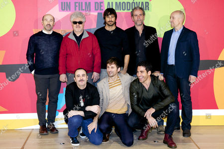 Editorial picture of 'Los Amantes Pasajeros' film photocall, Madrid, Spain - 06 Mar 2013