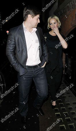 Editorial picture of Jennifer Ellison at the Palace Theatre, London, Britain - 06 Mar 2013