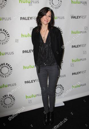 Stock Image of Allison Adler