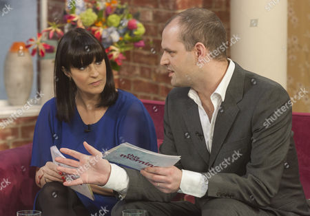 Stock Picture of Anna Richardson and Mark Frith