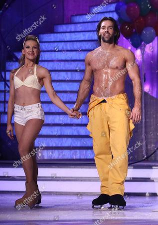 Olga Sharutenko and Sylvain Longchambon