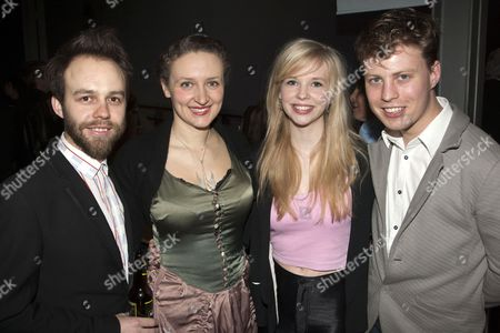 Editorial image of 'Longing' play press night after party, London, Britain - 07 Mar 2013