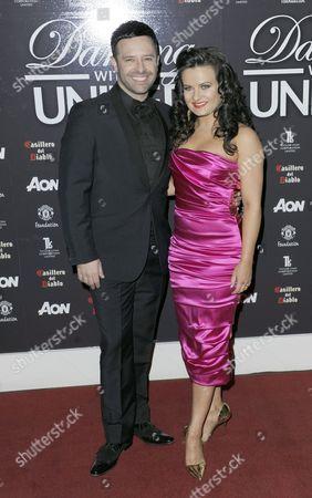Stock Photo of Darren Bennett and Lilia Kopylova