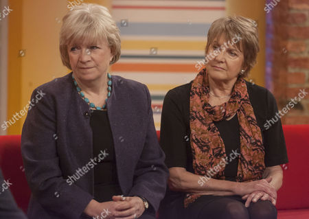 Polly Toynbee and Deidre Sanders