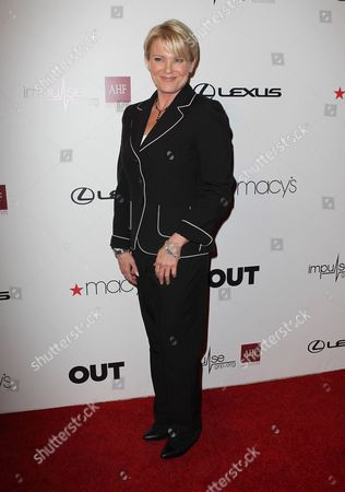 Editorial photo of OUT celebrates LA Fashion Week, Los Angeles, America - 07 Mar 2013