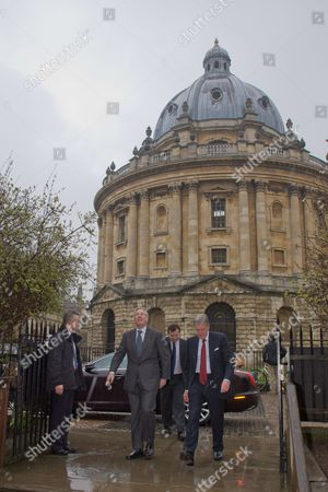 Editorial image of The Duke of Gloucester attends re-opening of University Church of St Mary The Virgin, Oxford, Britain - 08 Mar 2013